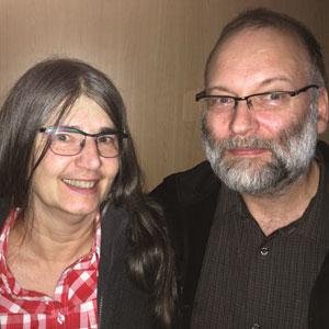 Doris Haase & Burkhard Irsch