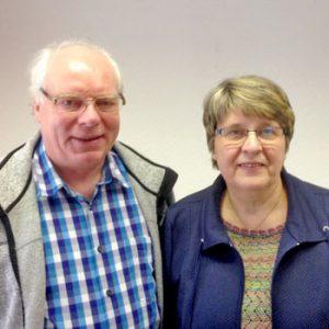 Ruth und Wolfgang Strotmann